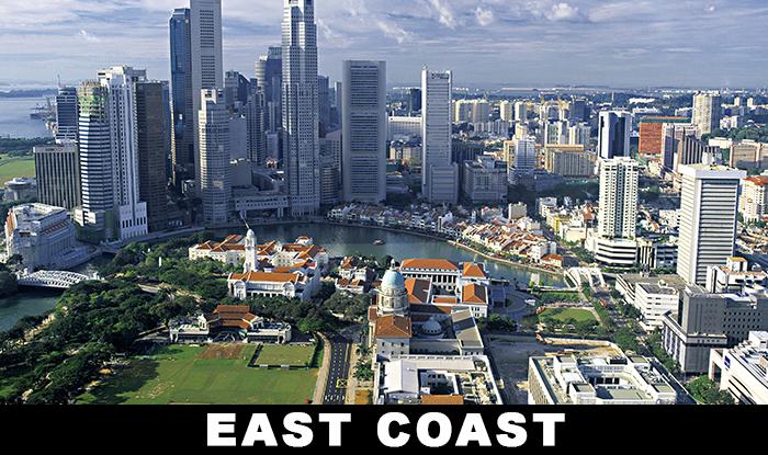Job Fair East Coast Skyline