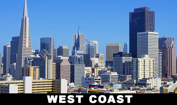 Job Fair West Coast Skyline